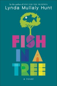 fish in a tree cover book