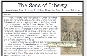 sons of liberty 1