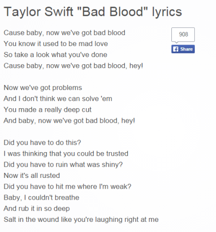 bad blood 1